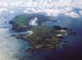 Alderney: Aerial view