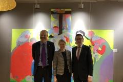 Ministers-with-Latvia-Ambassador-Sanita-Pavluta-Deslandes-4