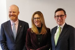 Ministers-with-Stéphanie-Yon-Courtin-MEP